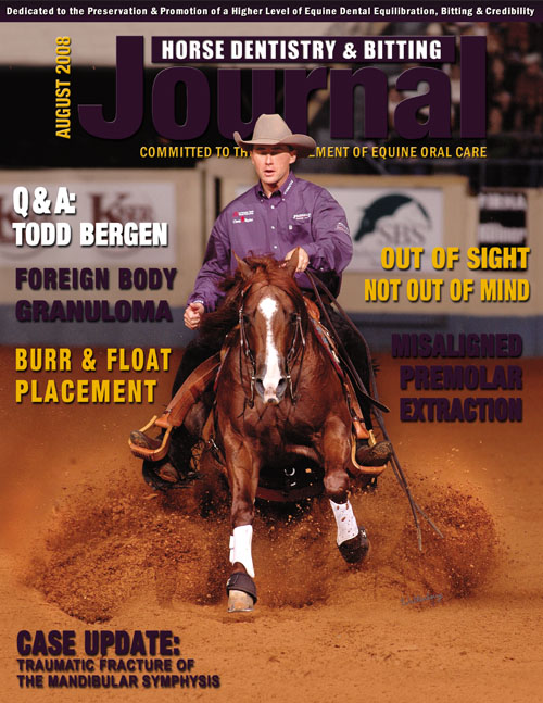 Journal of Equine Dentistry - 2008 August