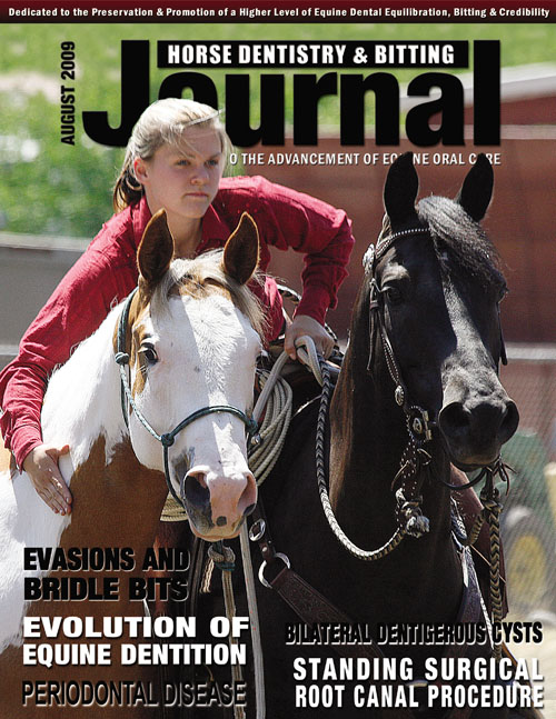 Journal of Equine Dentistry - 2009 August