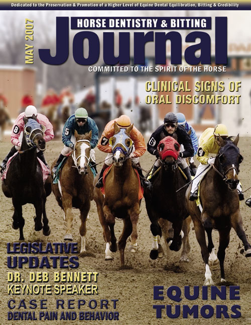Journal of Equine Dentistry - 2007 May