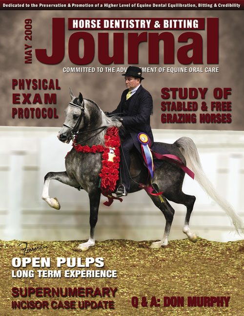 Journal of Equine Dentistry - 2009 May