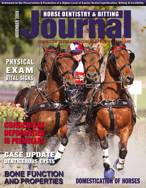 Journal of Equine Dentistry - 2009 November
