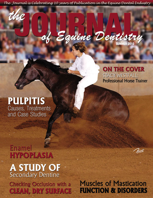 Journal of Equine Dentistry - 2010 Summer