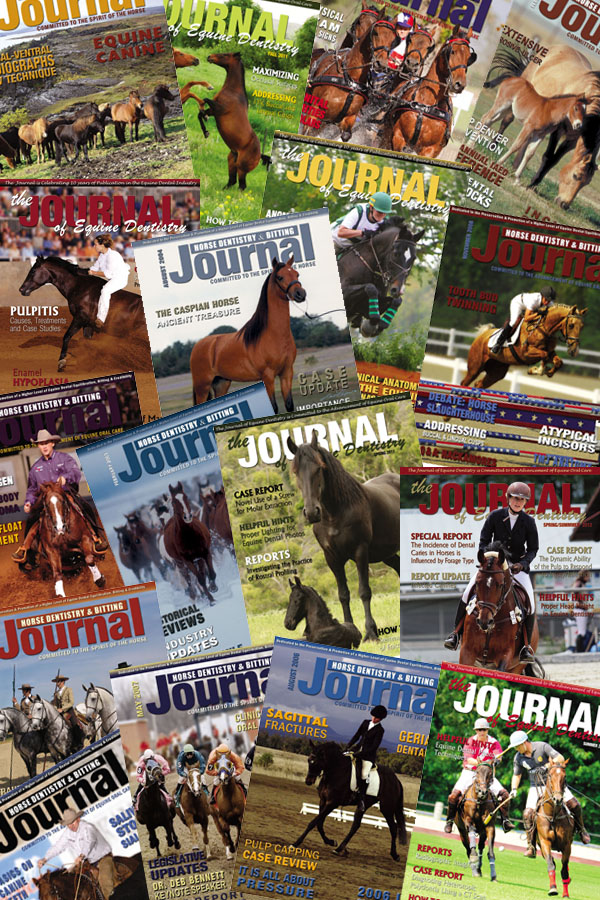 Journal of Equine Dentistry - 1 Year Subscription